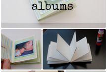 Photo album diy
