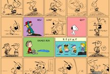 CHALIE BROWN & SNOOPY / Pictures and quotes