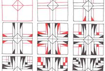 Textiles,designs & patterns