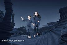 badaboom bambus - skandinavisk design / ET NORSK EVENTYR. Badaboom, magisk myk norsk design i herlig bambus.