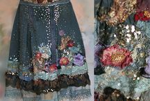 Up cycled clothing