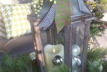 Christmas Decor! / Fun Christmas inspiration from our showroom!