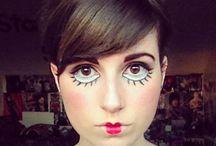 Halloween makeup diy