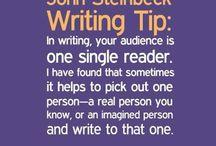 Curing writer's block