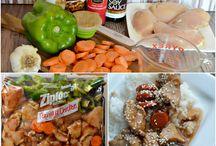Freezer Meals / by Melinda Roseberry
