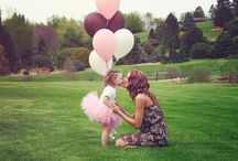 Birthday photo ideas  / by Tiffany Cottone