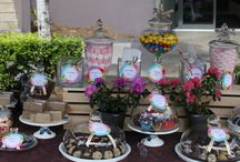 Chocolate House / Catering for weddings, events, functions and parties Chocolate, candy and lolly buffet Party Design