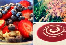 Spring Cleanse 2015 / Release the shackles of winter and welcome Spring!