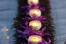 candle n light decor idea / by kav ni