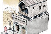 galería de arquitectura