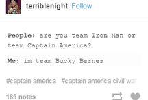 Bucky / Buck