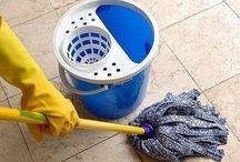 Уборка дома. Советы.