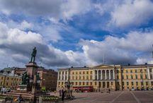 Helsinki Tammikuussa