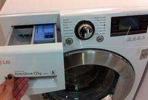 Codici di errore lavatrici LG / Guide e tutorial per individuare la causa dei guasti...