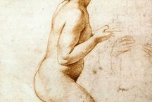 Рафаэль - рисунок