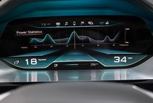 automotive UX Interface