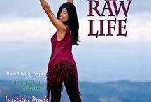 (Raw) vegan magazines