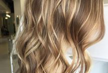 Hiukset, kosmetiikka / Värjätyt