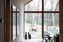 HOME | Cabin ideas