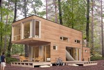 Container Homes / Shipping containers repurposed
