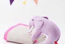 DIY: hračky šití