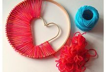 Crafts - Embroidery Hoop Art