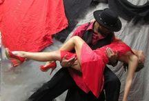 Танцы / Как танцевать, о балете
