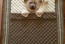 Crochet blankets for babies