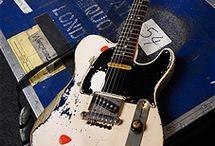 Rickovo kytara.
