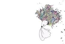 My work / Pistachepomme's illustrations