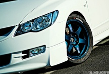 HondaCivic White