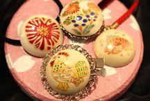 日本の伝統品 / ちっちゃくてかわいい、にっぽんの小物たち