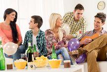 Etiqueta, Festas e Mesas