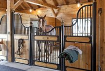 Stable & tack room