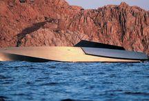 Scivolare sull'acqua / Some of the best way to go over the water