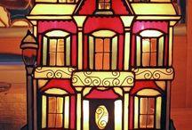 Витражный Дом