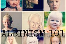 Albinism / There are so many myths and misconceptions about albinism. Here you will find posts, images and albinism resources to help you become more informed & help spread awareness of albinism.