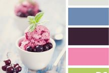 Color Palette / by Dzifa Ababio
