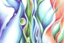 Desenho Sem Fim - Série / Série de desenhos iniciada em 2012, em ascensão contínua.