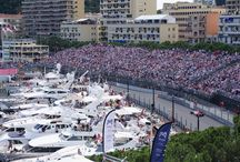 Monaco Grand Prix / Images of the world's best Formula 1 race.
