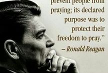 Ronald Reagan / Ronald Reagan Quotes