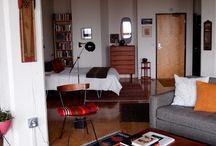 simple warm spaces