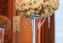 Wedding centerpieces / by Ashley Valardo