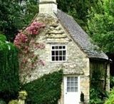Pretty stone houses