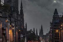 Škotsko-Edinburg