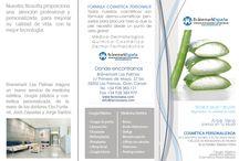 Clínicas Privadas / Adaptación Revistas y Publicidad de las clínicas: Tecnosana, Bränemark, San Roque, Lleida