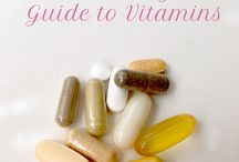 Vitamins & Minerals / Information and the good, bad and wonders of vitamins.
