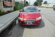 Used 2002 Chrysler Concorde for Sale ($2,999) at Paterson, NJ / Make:  Chrysler, Model:  Concorde, Year:  2002, Body Style:  Tractor, Exterior Color: Red, Interior Color: Black, Vehicle Condition: Excellent,  Mileage:138,000 mi, Engine: 6Cylinder 3.5L V6 SOHC 24V, Transmission: Automatic, Fuel: Gasoline Hybrid.   Contact: 973-925-5626   Car ID (56656)