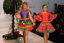 Trajes de Flamenca para niñas