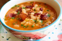 Recipe - bacon soup